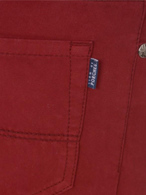 Calças 5 pocket