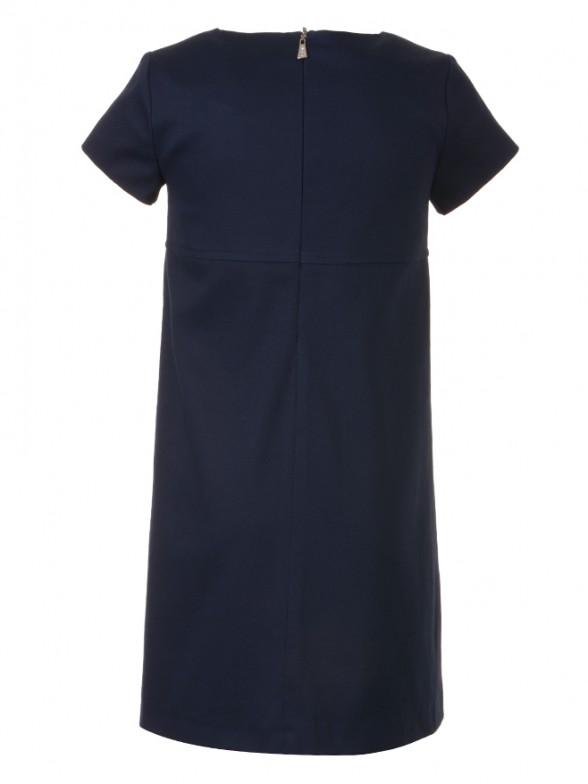 Vestido manga corta