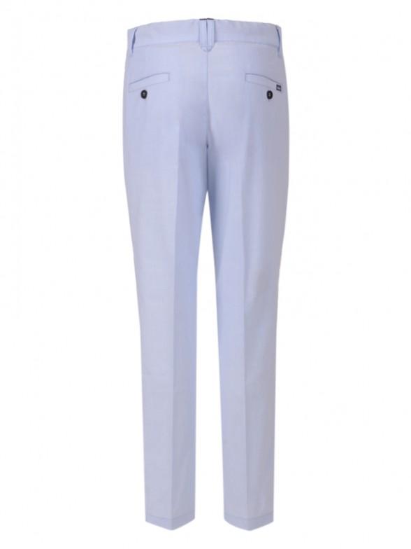 Pantalón chino rayas