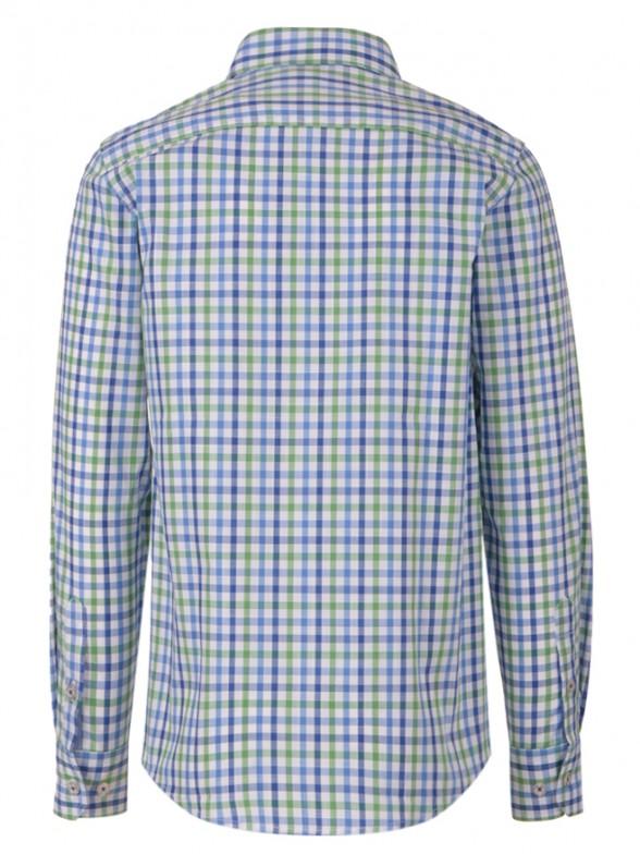 Checked shirt