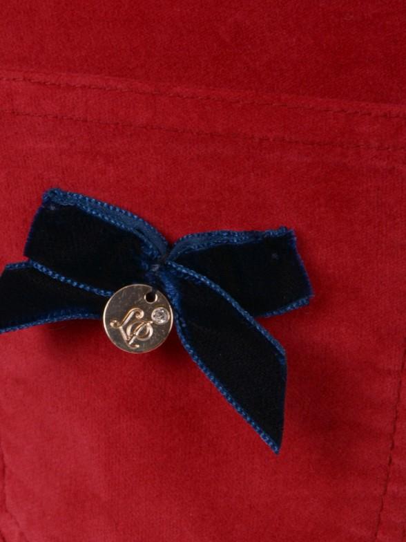 Calça 5 Pocket com Laço