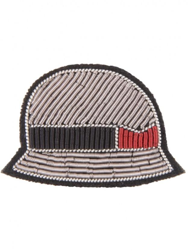 Alfinete chapéu