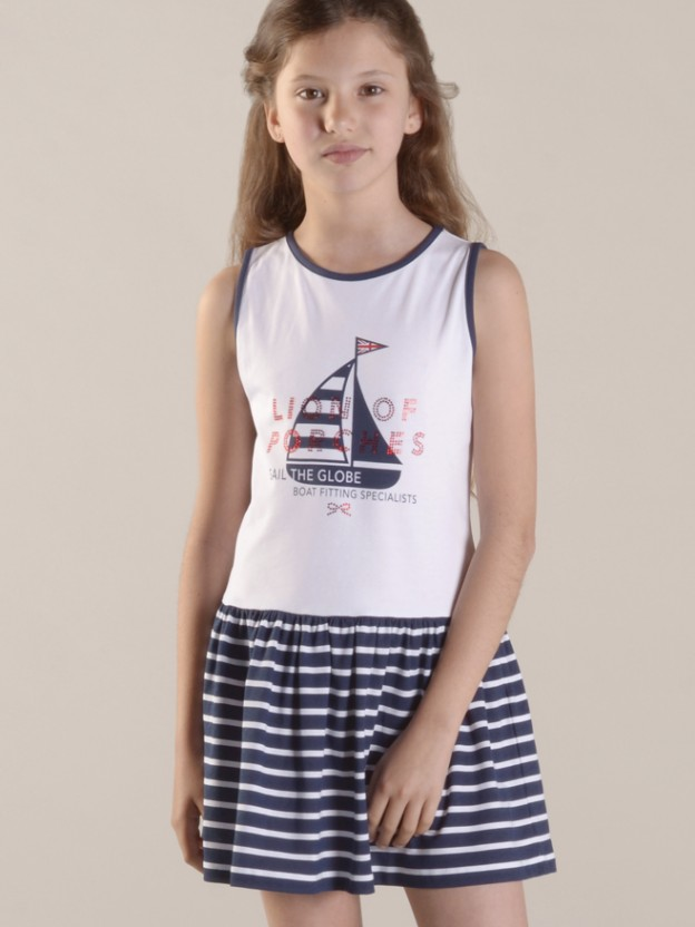 Dress - sail the globe