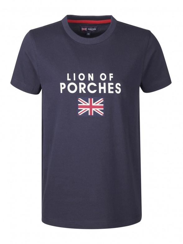 T-Shirt UK Flag