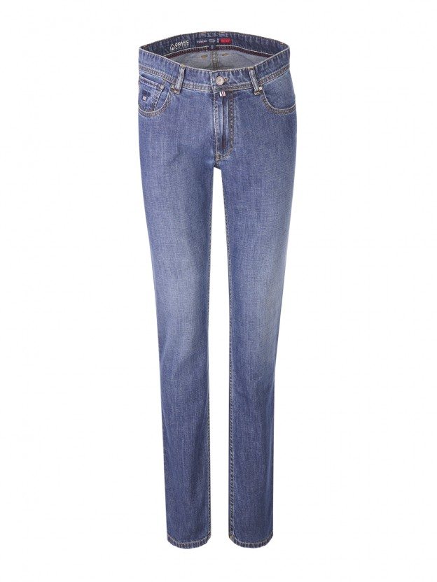 Jeans 100% algodão orgânico
