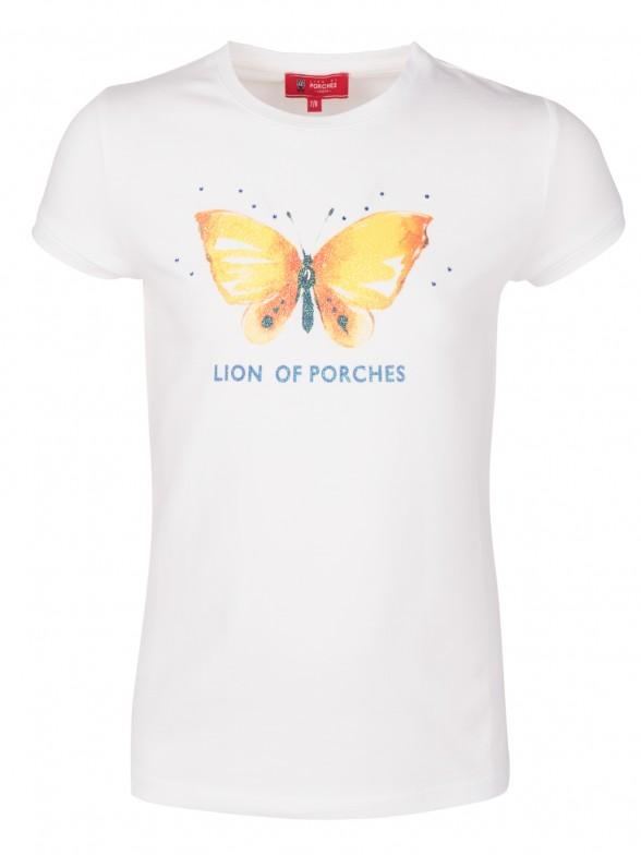 T-shirt butterfly