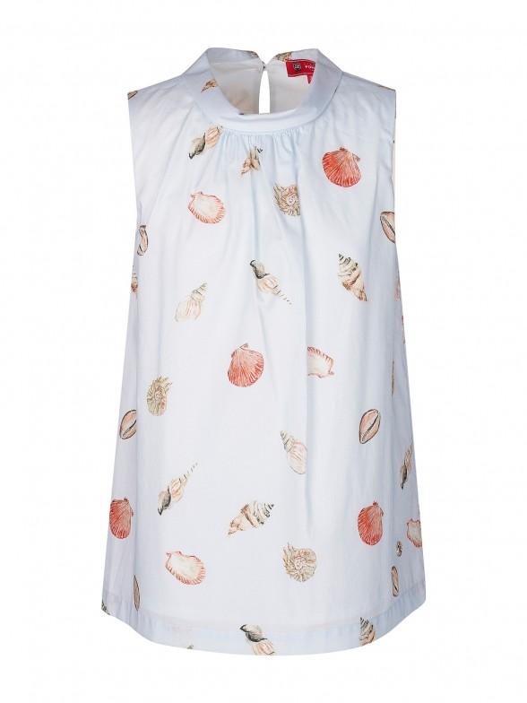 Seashells blouse