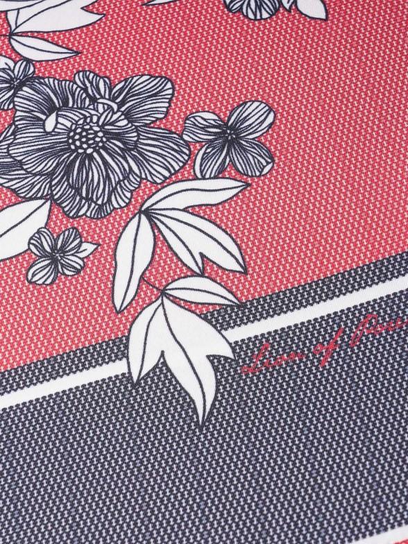 Túnica Estampado Floral