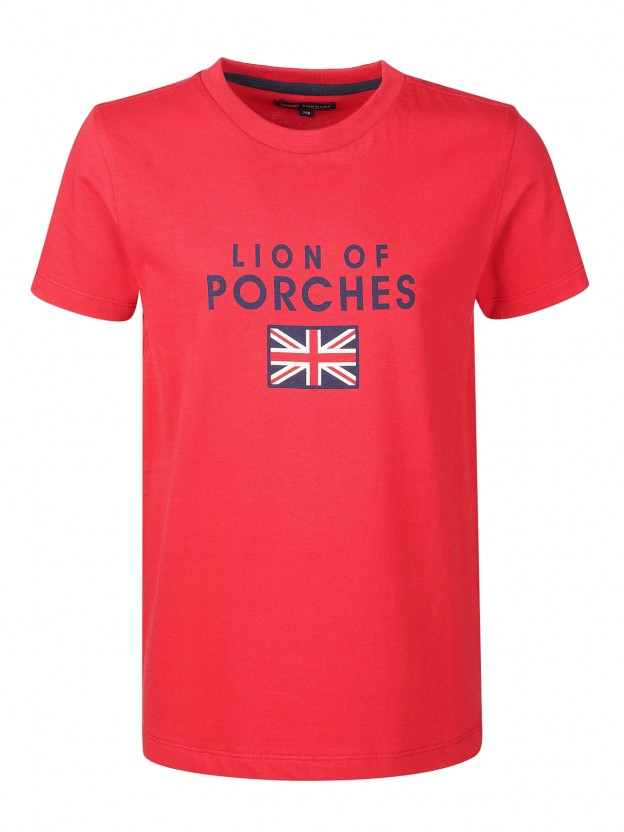 T-Shirt UK Flag