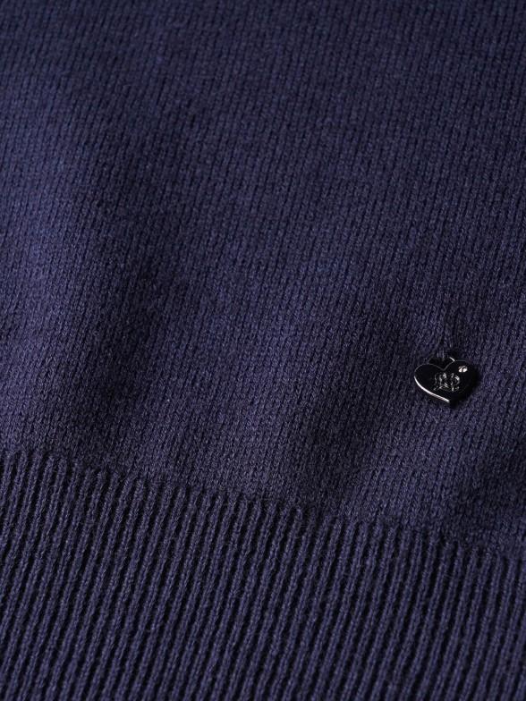 Jersey Cuello Pico Tricot