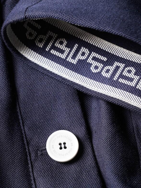 Blusão Cintura Franzida