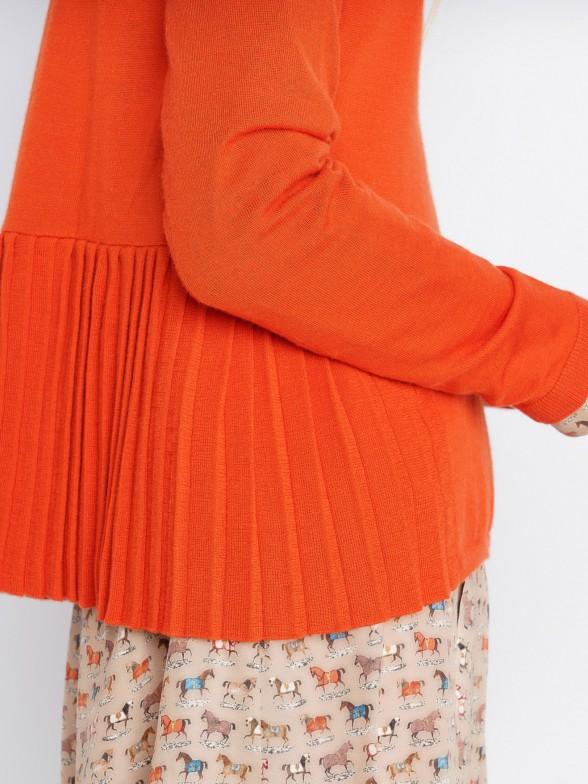 Camisola 100% lã merino