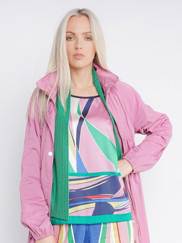 Multicolor tunic