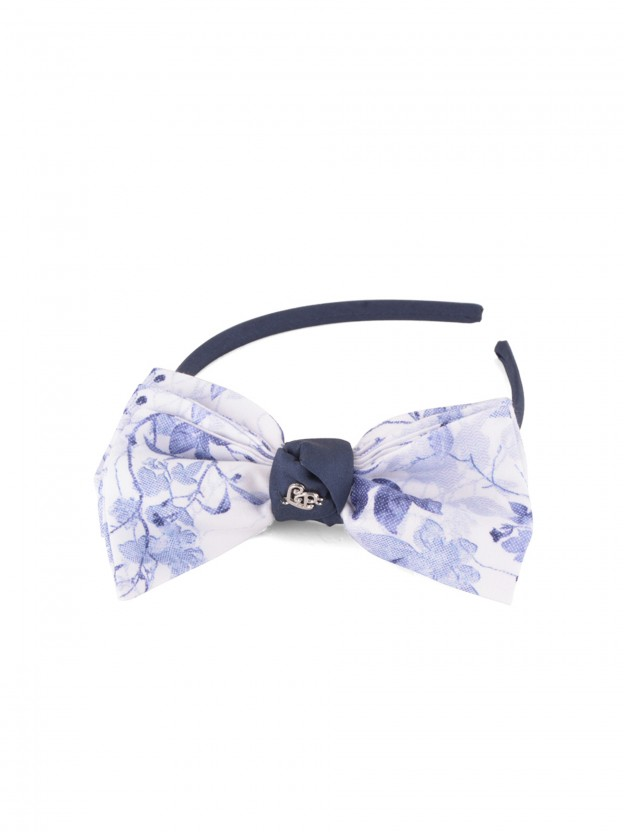 Hairband with bow