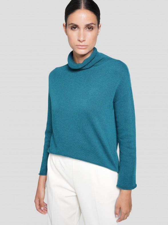 High Neck Sweater