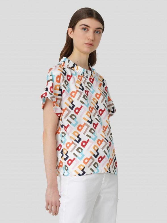 Blusa Estampado Exclusivo