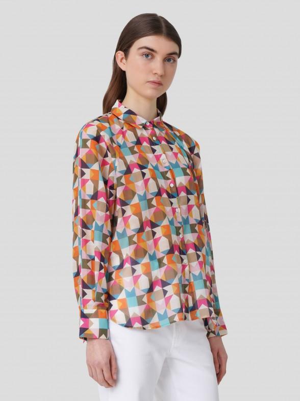 Camisa Loose-fit