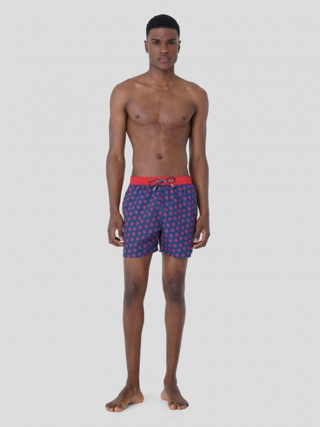 Shorts de Baño Leones