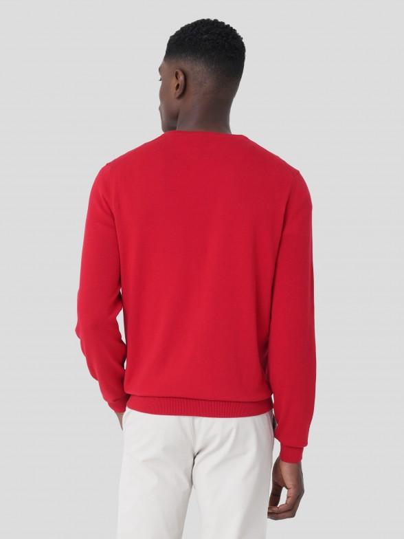Pullover Cuello Pico