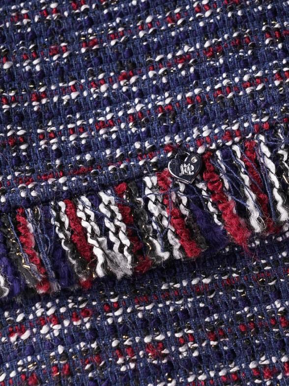 Vestido Tweed