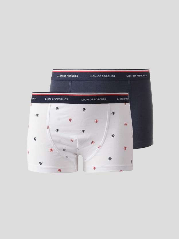 Pack 2 Boxers