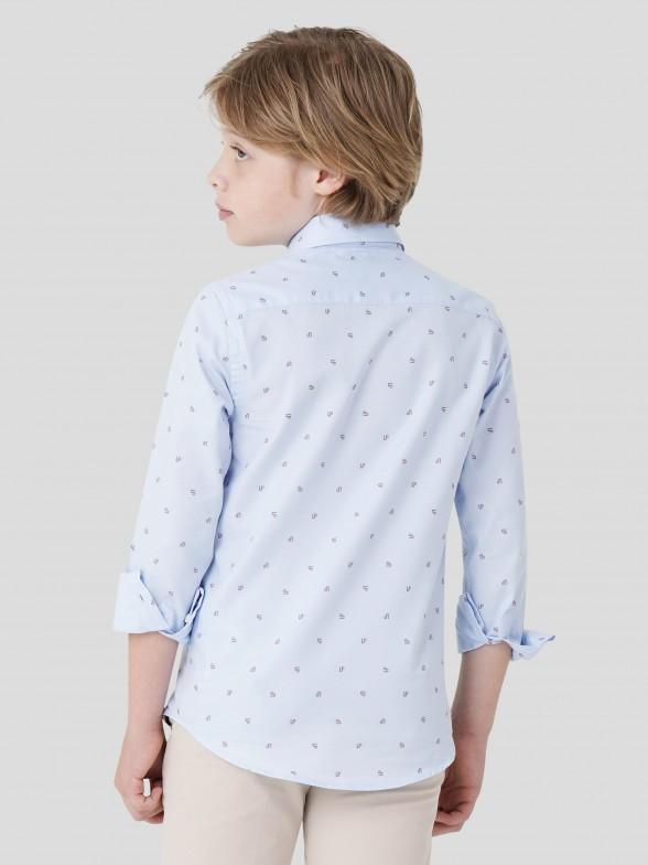 Camisa com Estampado