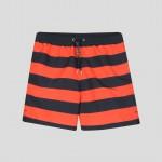 Shorts de Baño Rayas