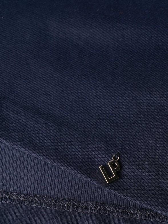 Camisola básica decote em V